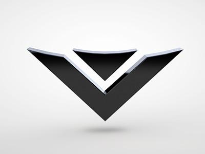 Vizio 3d logo