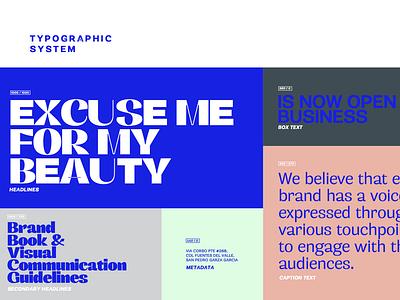 Clark Specimen typography design typographic specimen font typography