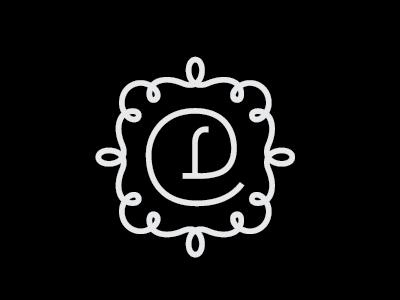 Wedding mongram wedding monogram lettering vector