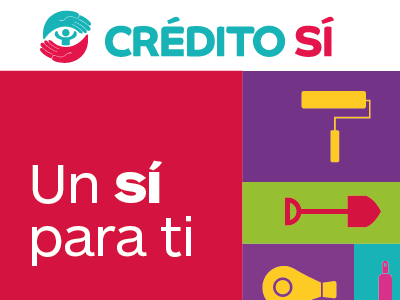 Crédito Sí rebranding brand refresh rebrand branding logotype identity méxico financial