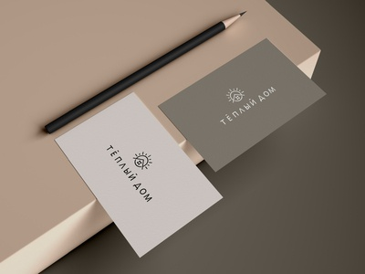 Logo for development company