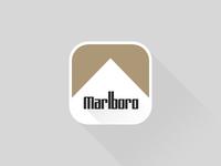 marlboro light icon