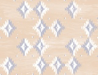 Tiled print- geometic tribal