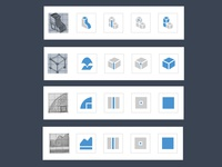 ICON variations (normal state)