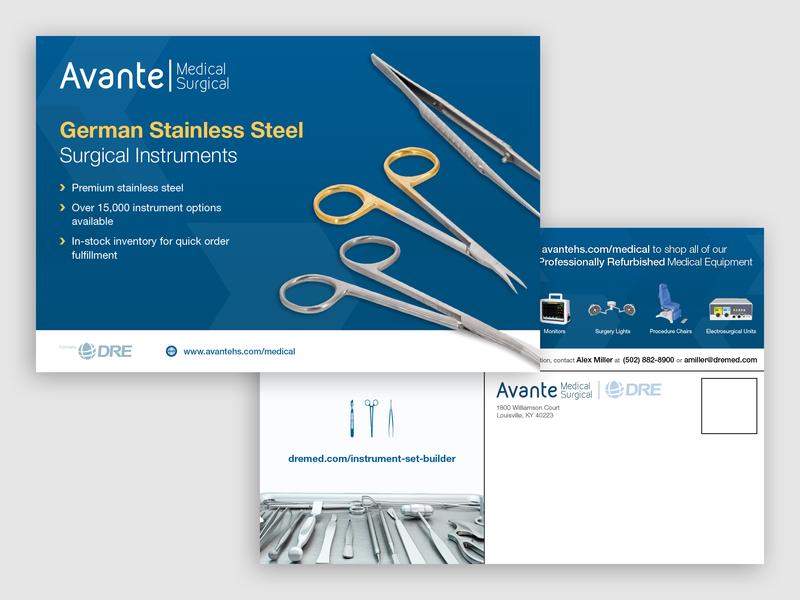 Surgical Instruments Postcard postcard avante health solutions avante medical surgical avante equipment medical surgical instruments