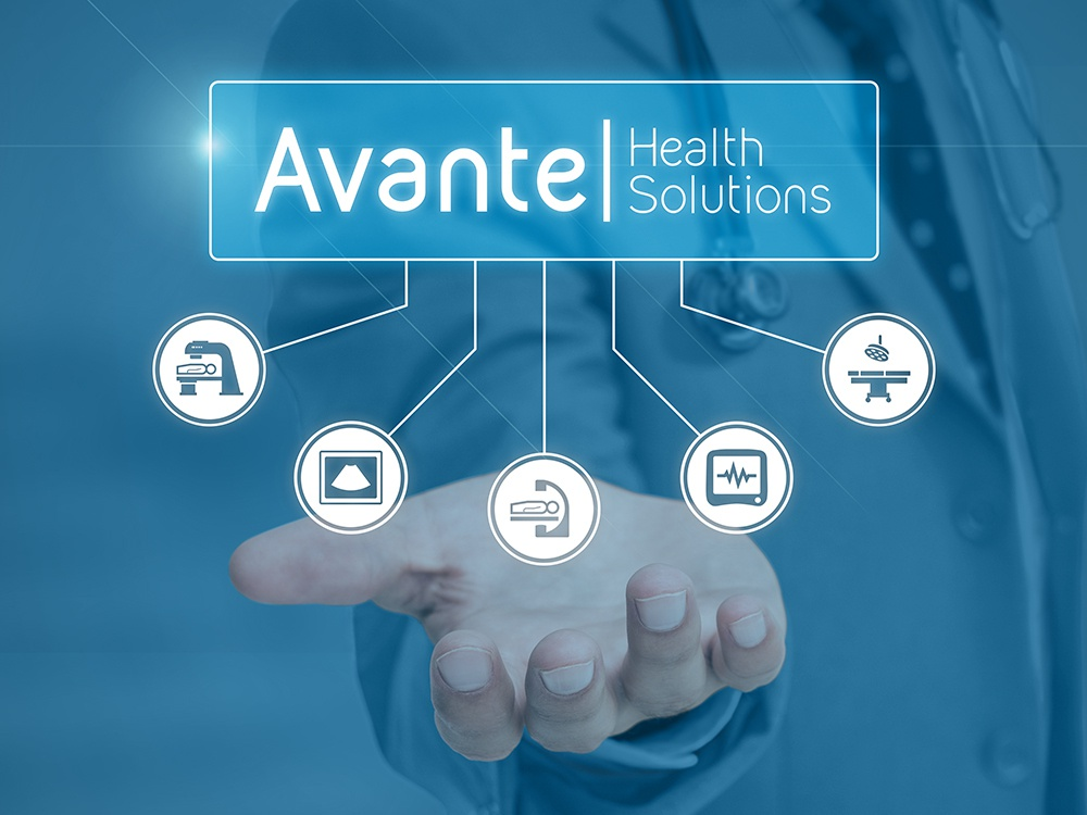 Avante Health Solutions Banner avante health solutions imaging ultrasound surgical monitoring oncology doctor equipment medical avante