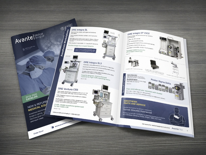 Avante Medical Surgical Catalog 2019 anesthesia catalog surgical avante health solutions avante equipment medical