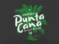 Punta Cana T-Shirt Design