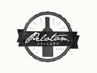 Peloton Cellars T-shirt Design