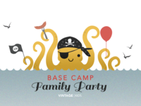 Base Camp Pirate Party