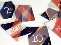 Cards Close Up