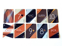 Art Deco Playing Cards