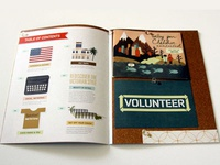 Table of Contents & Visual Collage
