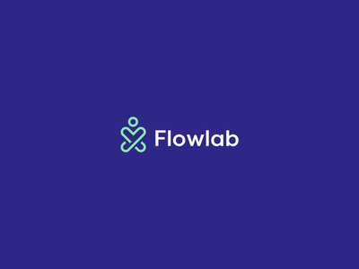 Logo design for Flowlab