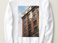 Boston Sweatshirt for Her