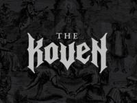 The Koven Restaurant Branding
