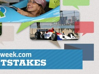 Saw Grandprix Tweetstakes