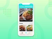 Exploration Food Recipe App