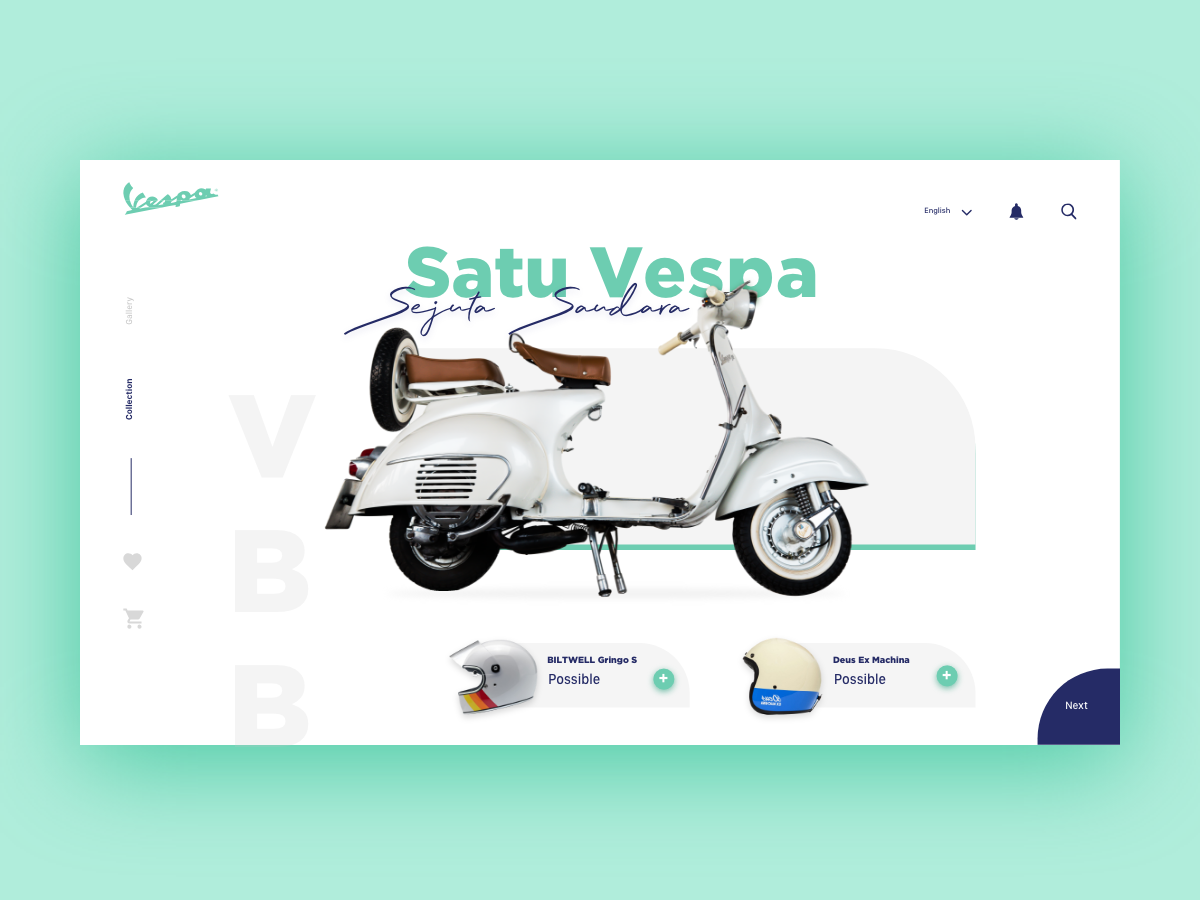 vespa website