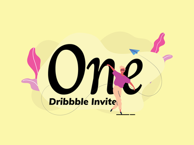 dribbble invite1