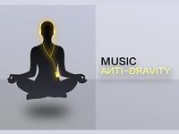 music yoga poster