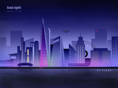 Good night! illustrations design art illustration photoshop
