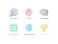 Technical Course Icons
