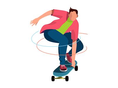 116 flatcolors minimalistic vector illustraion digital