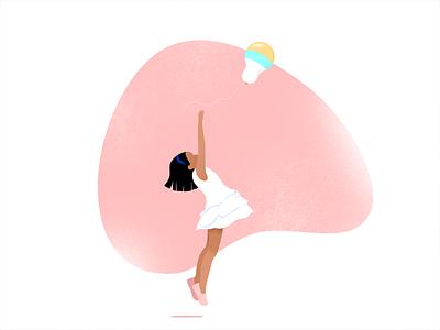 Shot#155 flatcolors vector illustration digital minimalistic