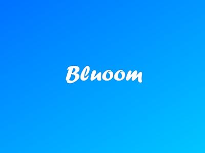 Logo Design - Mobile App android iphone typography illustration mobile logo design blue clean ux logo