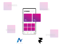 Stories Application Frames