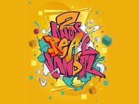2 Years - Real Vandal Graffiti