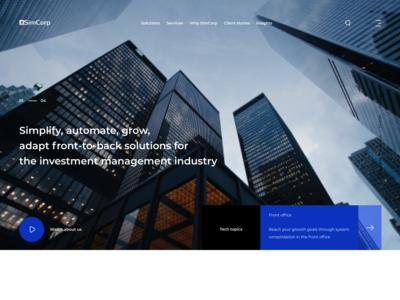 concept for website