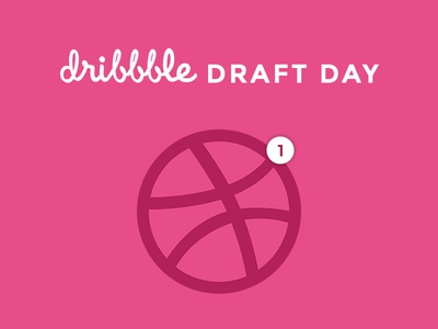 Dribbble Draft Day giveaway dribbble day get invite draft day dribbble draft day dribbble invite invitation invite draft dribbble