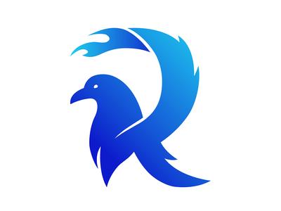 Raven Blue Themes - Logo