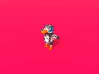 Ugly Duckling Voxel