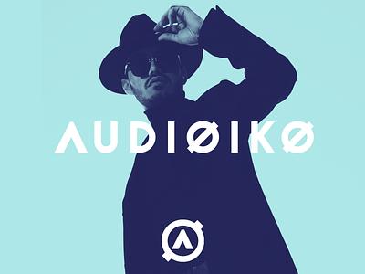 AUDIOIKO DJ - New brand djmag deejay remix paraguay design logo brand identity don diablo dj brand podcast musician dj dj logo brand