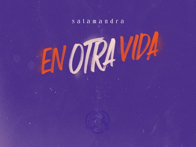 """""""En Otra Vida""""  Official Single Artwork / Music Cover single artwork album cover portada cover music art music album elementor musica paraguay music"""