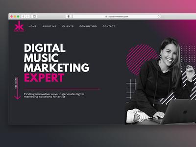 DIGITAL MUSIC  MARKETING EXPERT - Professional Landing music marketing digital music marketing digital marketing agency marketing digital marketing music website paraguay