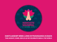Namaste Manipal 2019
