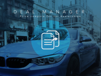 Deal Manager App