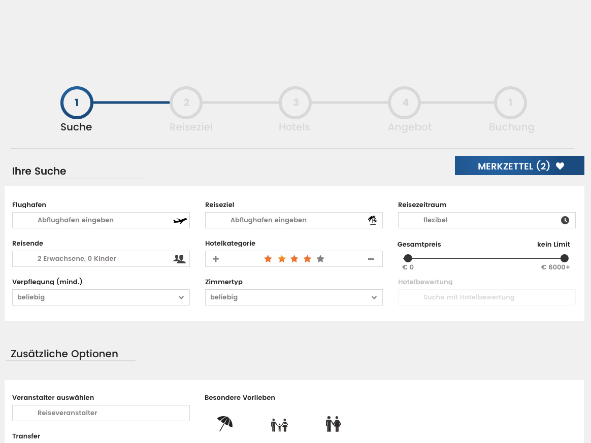 Booking By Volker Morsch On Dribbble