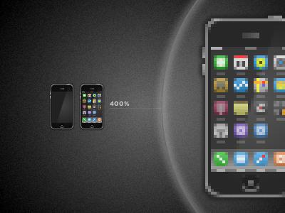 iPhone indicator
