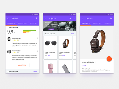 shopping shopping material design clean