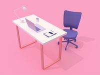 office office c4d
