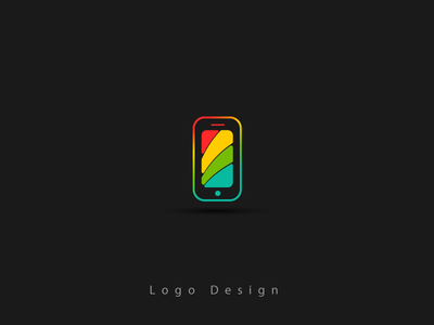 Colorful Application Logo