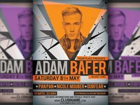 Modern Party Flyer Template