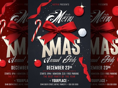 christmas party flyer psd template xmas flyer xmas x mas photoshop party flyer nye new