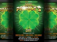 St. Patricks Flyer Template