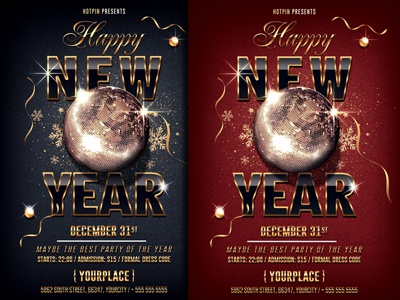 new years eve party flyer template party flyer nye party flyer nightclub new years eve new